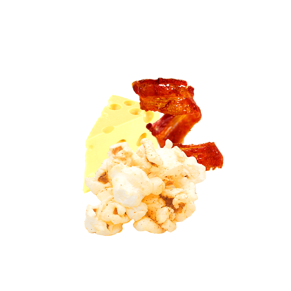 Cheesy Bacon Popcorn