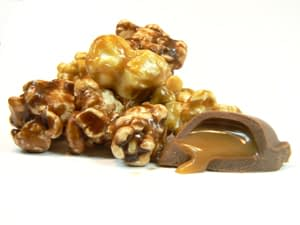 Chocomello Popcorn