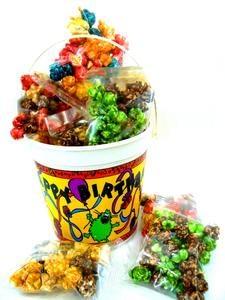 Happy Birthday Popcorn Bucket