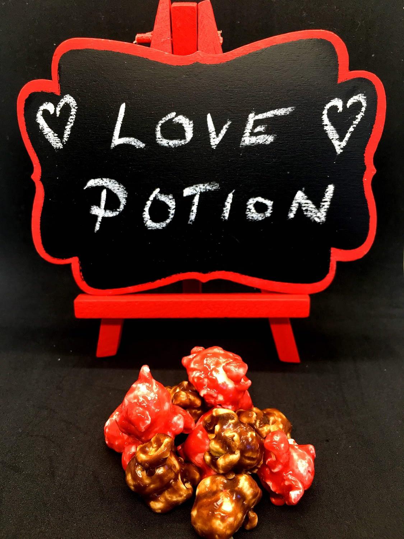 Love Potion Popcorn