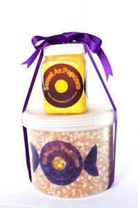 Popcorn Home Popping Kit
