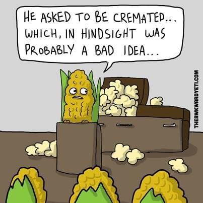 A Bit Corny