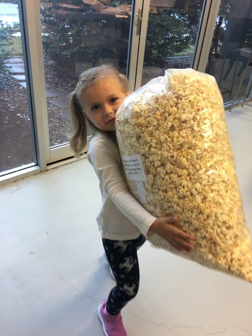 Meet the Popcorn Crew