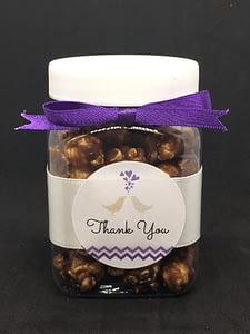 Bonbonniere Jar of Popcorn