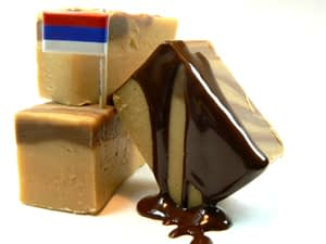 Russian Caramel Jersey Fudge