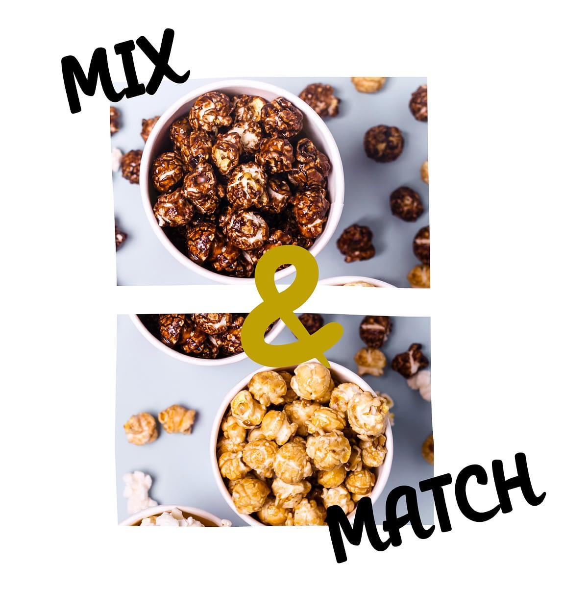 Mix 2 Flavours