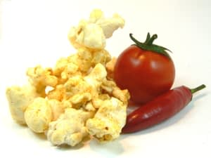 Popcorn Savoury Flavours
